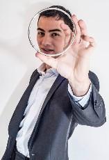 logo David Valentino - Magicien