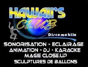 logo HAWAII'S CLUB