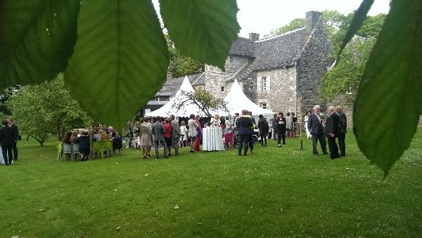 Mariage au Manoir de Penfao St Thégonnec